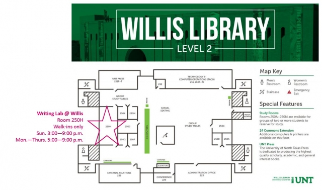 Additional location writing lab willis library unt writing center additional location writing lab willis library ccuart Gallery